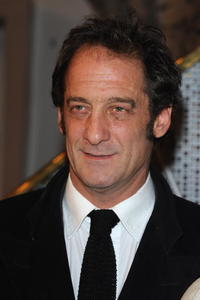 Vincent Lindon at the Paris premiere of
