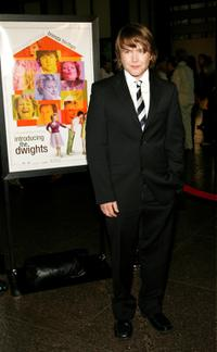 Richard Wilson at the LA premiere of