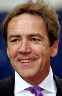 Robert Lindsay at the British Academy Television Awards.