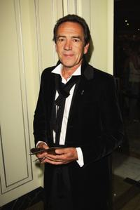 Robert Lindsay at the 2007 TV Quick and TV Choice Awards.