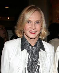 Pia Lindstrom at the BAM 2007 Spring Gala celebrating the premiere of