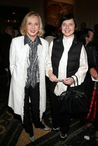 Pia Lindstrom and Isabella Rossellini at the BAM 2007 Spring Gala celebrating the premiere of