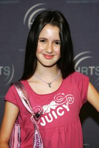 Laura Marano at the 2007 HRTS Kids Day.