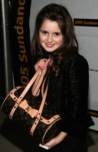 Laura Marano at the premiere of