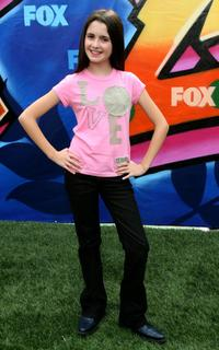 Laura Marano at the 2007 Teen Choice Awards.