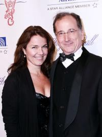 Kristen Justice and Mark Linn-Baker at the 2010 Angel Ball to Benefit Gabrielle's Angel Foundation.