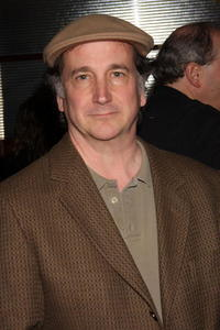 Mark Linn-Baker at the opening night of the play