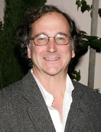 Mark Linn-Baker at the WB Network stars party.