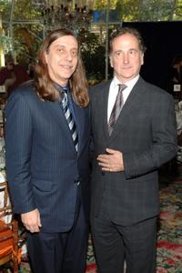 Mark Linn-Baker and Neil Mazzella at the 2007 Tony Honors for Excellence.