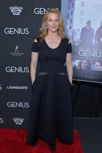 Laura Linney at the New York premiere of