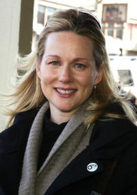 Laura Linney at the 2007 Sundance Film Festival.