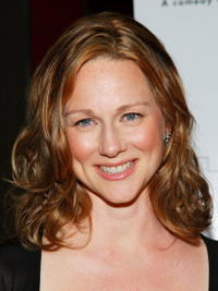 Laura Linney at a N.Y. screening of
