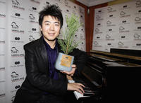 Lang Lang at the Prize Of The Optimists 2010 in Hamburg.