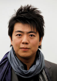 Lang Lang at the photocall of