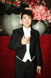 Lang Lang at the 2011 Vienna Opera Ball in Vienna.