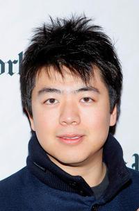 Lang Lang at the photocall of 10th Annual New York Times Arts & Leisure Weekend.