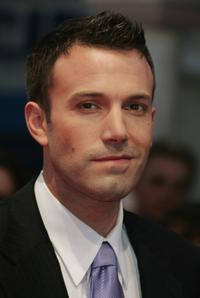 Ben Affleck at the 33rd Deauville American Film Festival premiere of