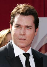 Ray Liotta at the 57th Annual Emmy Awards.
