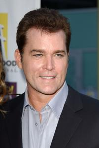 Ray Liotta at the Hollywood Film Festival's closing night film screening of