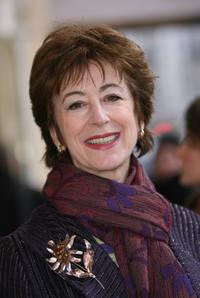 Maureen Lipman at the Masterclass 10th Birthday Celebration.