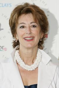 Maureen Lipman at the Woman Of The Year Lunch.