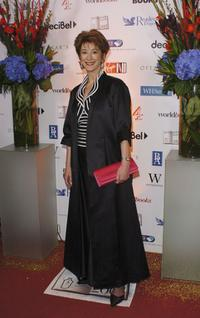 Maureen Lipman at the annual British Book Awards (known as the Nibbies).