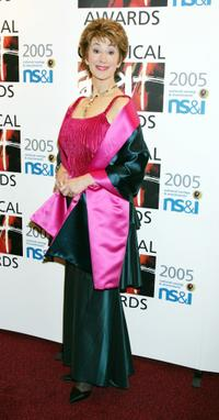 Maureen Lipman at the Classical Brit Awards 2005.