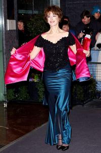 Maureen Lipman at the Laurence Olivier Awards.