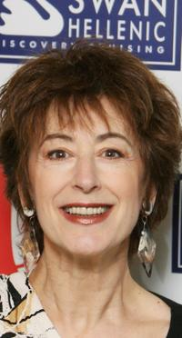 Maureen Lipman at the Oldie of The Year Award.