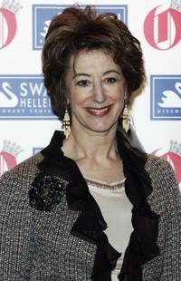 Maureen Lipman at the Oldie of The Year Awards.