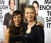 Rashida Jones and Peggy Lipton at the premiere of