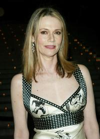 Peggy Lipton at the Vanity Fair 2003 Tribeca Film Festival launch party.