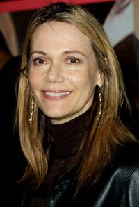 Peggy Lipton at the Los Angeles premiere of