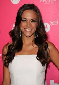 Jana Kramer at the Us Weekly Hot Hollywood Style Issue celebration.