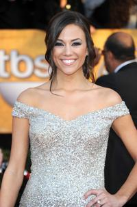 Jana Kramer at the 16th Annual Screen Actors Guild Awards.