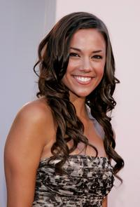 Jana Kramer at the premiere of