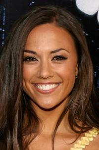 Jana Kramer at the world premiere of