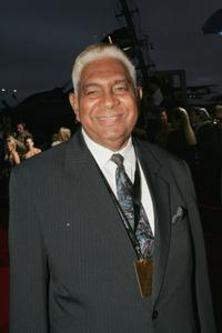 Jimmy Little at the 2004 Aria Awards.