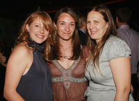 Daniela Taplin, Celine Rattray and Galt Niederhoffer at the after party of the premiere of