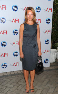 Celine Rattray at the Eleventh Annual AFI Awards.