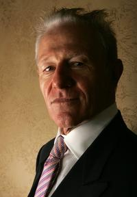 Raymond J. Barry at the Sundance Film Festival for the portrait session of