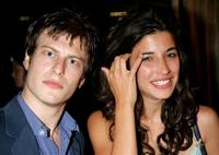 Noah Segan and Tania Raymonde at the 4th Annual IndieProducer Awards Gala.