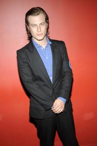 Noah Segan at the premiere of