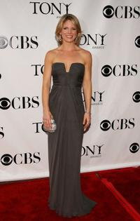 Kelli O'Hara at the 62nd Annual Tony Awards.