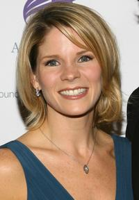 Kelli O'Hara at the American Theatre Wing's Annual Spring Gala.