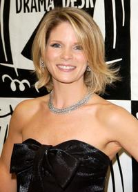 Kelli O'Hara at the 53rd Annual Drama Desk Awards.