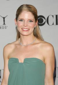 Kelli O'Hara at the 60th Annual Tony Awards.