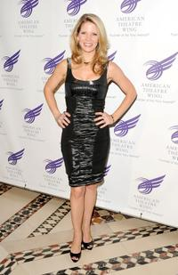 Kelli O'Hara at the 2010 American Theatre Wing Spring Gala.
