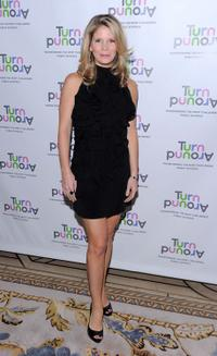 Kelli O'Hara at the 2010 Turnaround For Children benefit dinner.