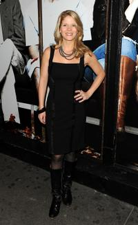 Kelli O'Hara at the Broadway opening of